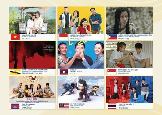 东盟电影周在岘港开幕 hinh anh 1