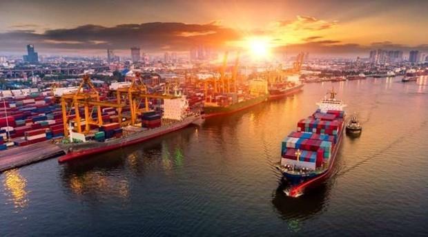 东盟出口受益于中国的经济复苏 hinh anh 1