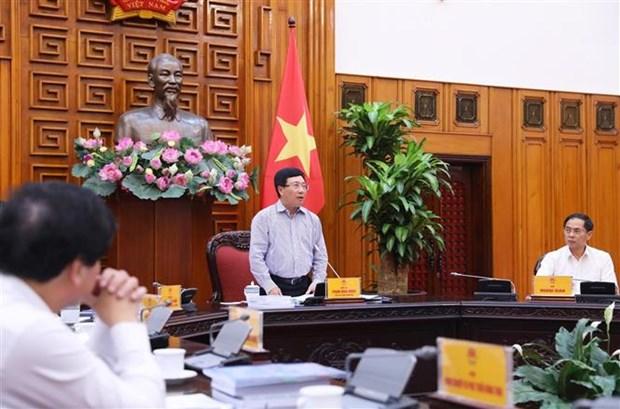 越南在融入全球经济新阶段应充分利用各项自由贸易协定带来的机会 hinh anh 2