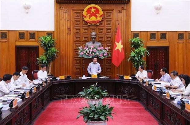 越南在融入全球经济新阶段应充分利用各项自由贸易协定带来的机会 hinh anh 1