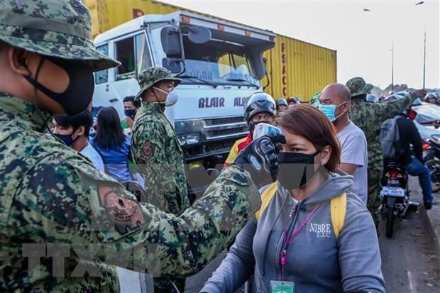 缅甸超半数高中学校重新开放 菲律宾将逮捕所有不戴口罩或违反社交隔离规定者 hinh anh 1