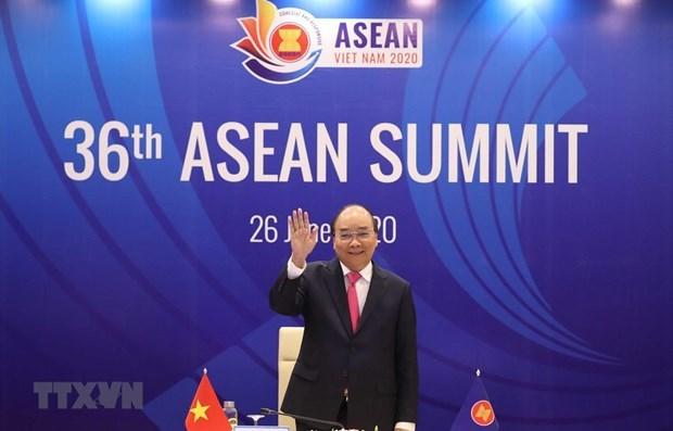 越南加入东盟25周年:澳大利亚一名教授高度评价越南的巨大贡献 hinh anh 1