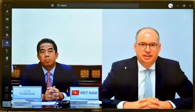 进一步深化越南与德国在各领域的战略伙伴关系 hinh anh 2