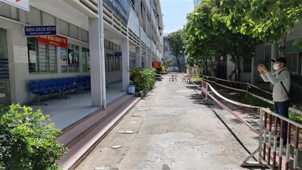 越南岘港市出现一例本土疑似新冠病例 患者居住地已被封锁 hinh anh 2