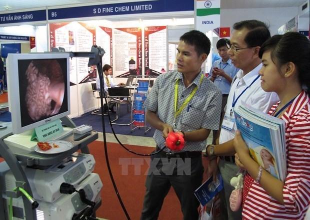 2020年越南国际医疗器械展览会将于9月以线上线下方式举行 hinh anh 1