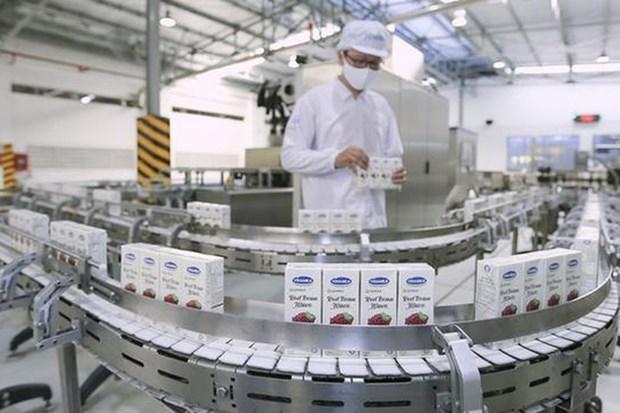 越南另一家工厂获准向中国出口乳制品 hinh anh 1