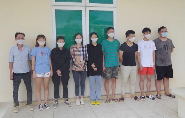 谅山省:组织外国人非法入境的2名犯罪嫌疑人被抓 hinh anh 2