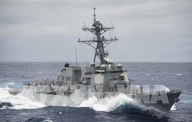 美国和澳大利亚反对中国在东海的诉求 hinh anh 1