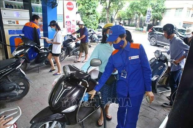 7月份越南全国CPI环比上涨0.4% hinh anh 1