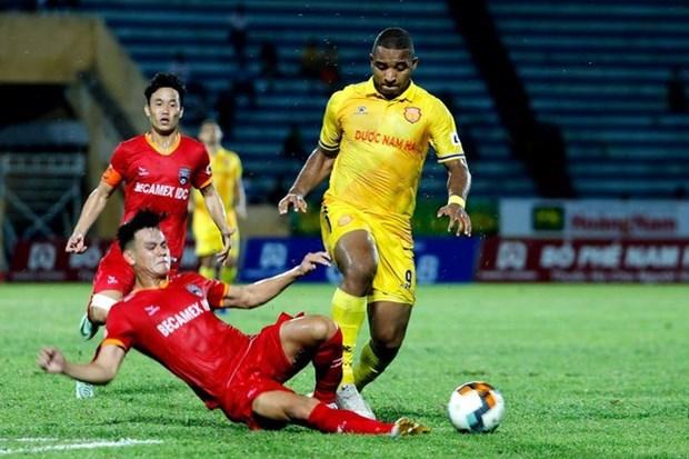 越南不会取消2020年越南足球甲级联赛和乙级联赛的举办 hinh anh 1