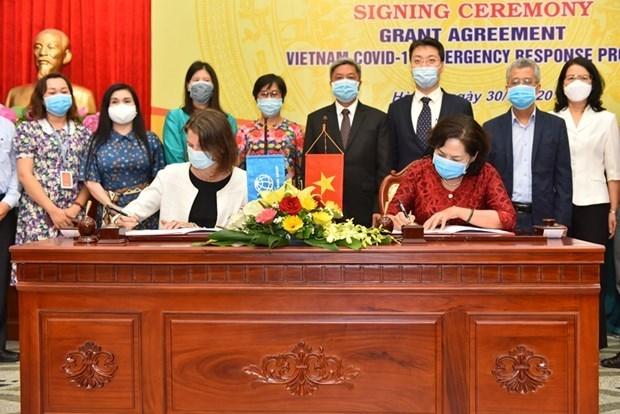 世行援助越南提升新冠肺炎疫情发现和应对能力 hinh anh 1