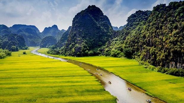 宁平省促进农业与旅游业融合发展模式 hinh anh 1