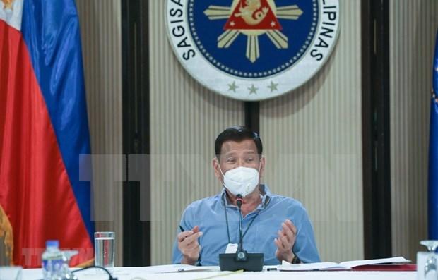 菲律宾将首都马尼拉限制措施延长至8月中旬 hinh anh 1