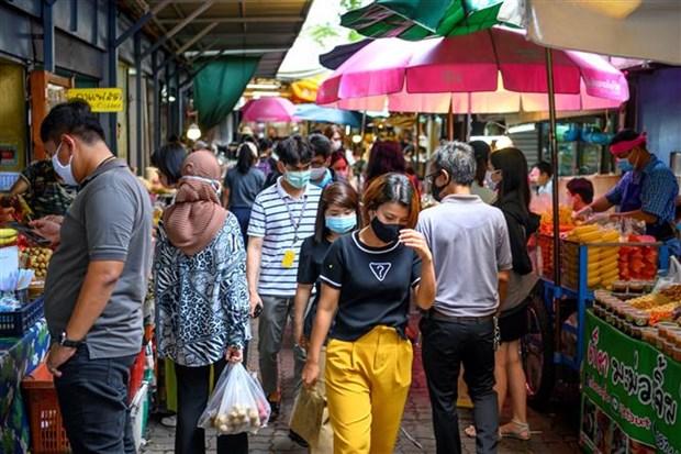 新冠肺炎疫情:泰国中央银行预测第二季度经济增长下降13% hinh anh 2