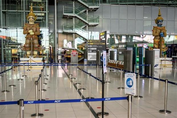 新冠肺炎疫情:泰国中央银行预测第二季度经济增长下降13% hinh anh 1