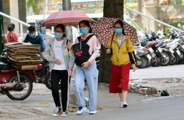 胡志明市:自8月5日在公共场所不佩戴口罩者被处罚 hinh anh 1