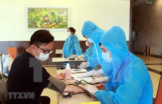 胡志明市为外籍员工提供协助 助力企业复工复产 hinh anh 1