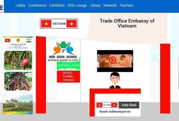 越南驻印度大使范生珠:数字经济助推印度-东盟-大洋洲互联互通 hinh anh 1