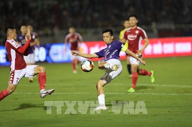 越南暂停各项非职业足球赛事以防控疫情 hinh anh 1