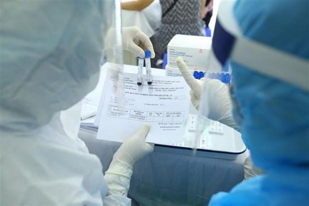 越南新增一例新冠肺炎死亡病例 累计死亡病例9例 hinh anh 1