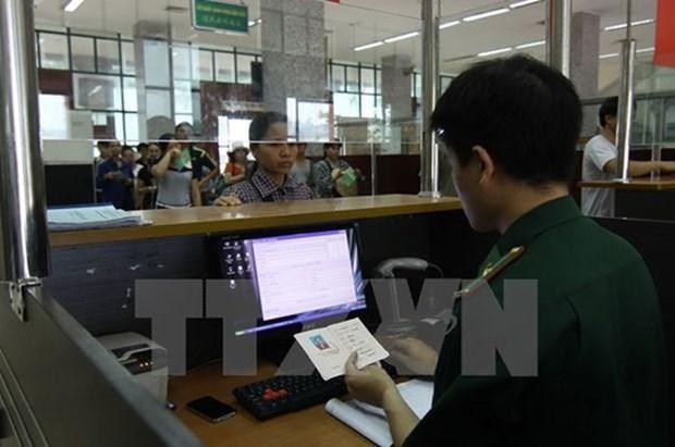 平阳省:44名外国人非法入境的消息不属实 hinh anh 1