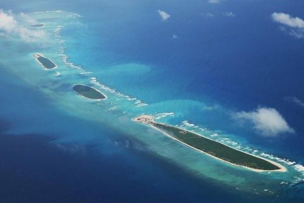 未经越南准许在黄沙和长沙群岛开展的各项活动都是无效的 hinh anh 2