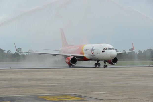 泰国越捷航空开通第十条国内航线 连接首都曼谷与那空是贪玛叻府 hinh anh 3