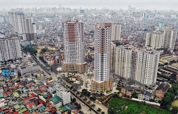 房地产领域吸引外国直接投资资金达28亿美元 hinh anh 1