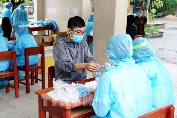 国际专家:面临新一波的感染越南的反应迅速而有力 hinh anh 1