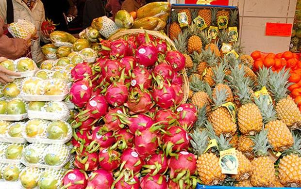 今年前7月越南蔬菜水果出口额达近20亿美元 hinh anh 2