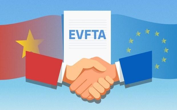 越南政府总理批准EVFTA协定执行计划 hinh anh 1