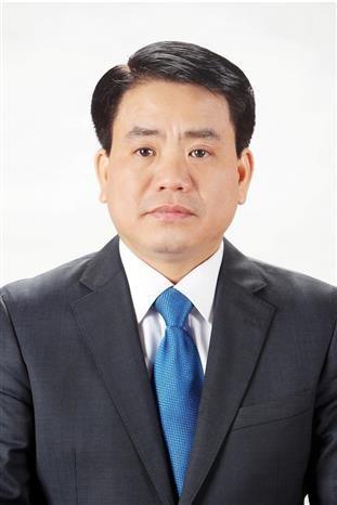 越南:河内市人民委员会主席阮德钟暂时被停职90天 hinh anh 1
