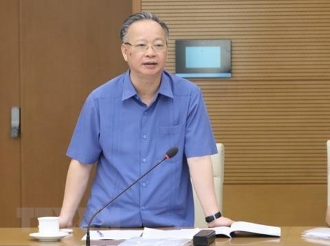 阮文丑先生负责和指导河内市人民委员会的工作 hinh anh 1