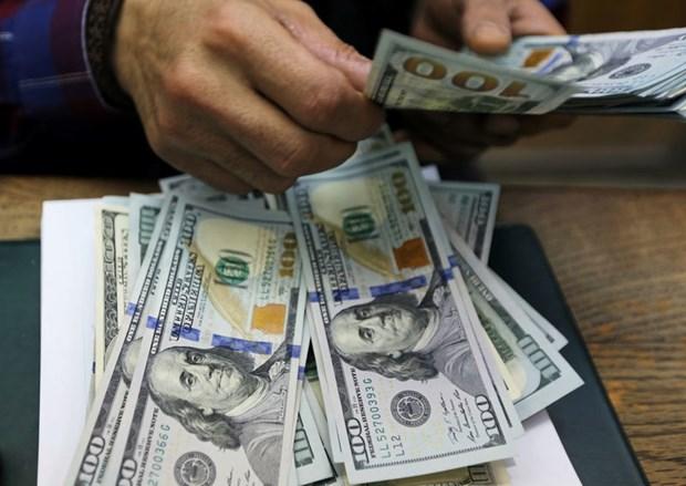 8月14日越盾对美元汇率中间价上涨3越盾 hinh anh 1