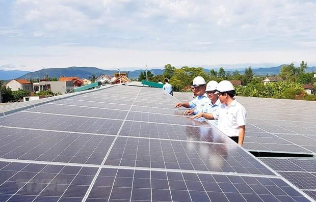 2020年前7个月越南安装近2万个屋顶光伏发电站 hinh anh 1