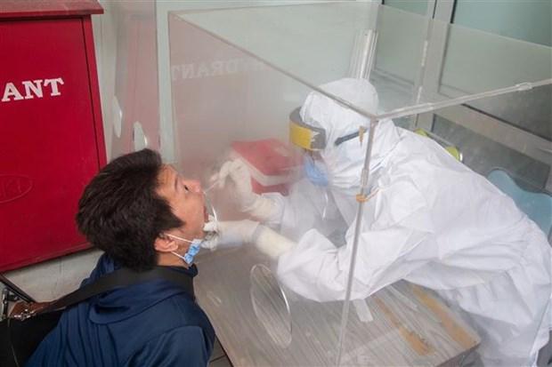 新加坡新冠肺炎疫情复杂多变 菲律宾新增病例超3400例 印尼禁止外国游客入境 hinh anh 3