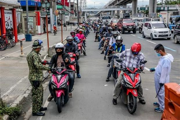 新加坡新冠肺炎疫情复杂多变 菲律宾新增病例超3400例 印尼禁止外国游客入境 hinh anh 2