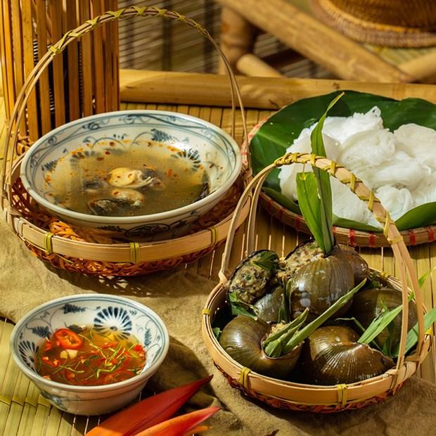 河内厨艺努力向年轻一代传授越南饮食文化 hinh anh 2