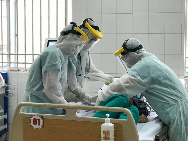 越南新增一例新冠肺炎死亡病例 hinh anh 1