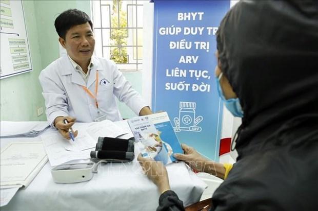 越南《2030年艾滋病终结国家战略》正式获批 hinh anh 2