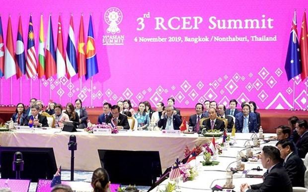 印度尼西亚:RCEP将于2020年11签署 印度不参加 hinh anh 1