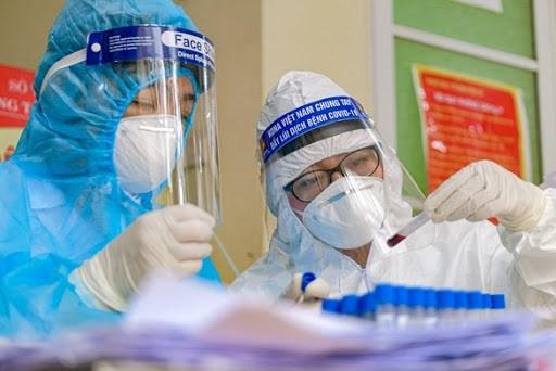 19日上午越南无新增新冠肺炎确诊病例 hinh anh 1