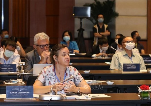 越南与欧盟促进海洋经济合作 hinh anh 2