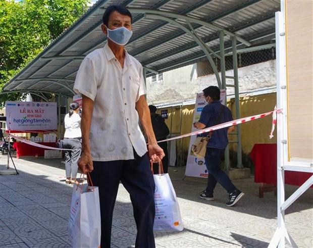 新冠肺炎疫情:岘港市绝不能掉以轻心和持主观态度 hinh anh 2