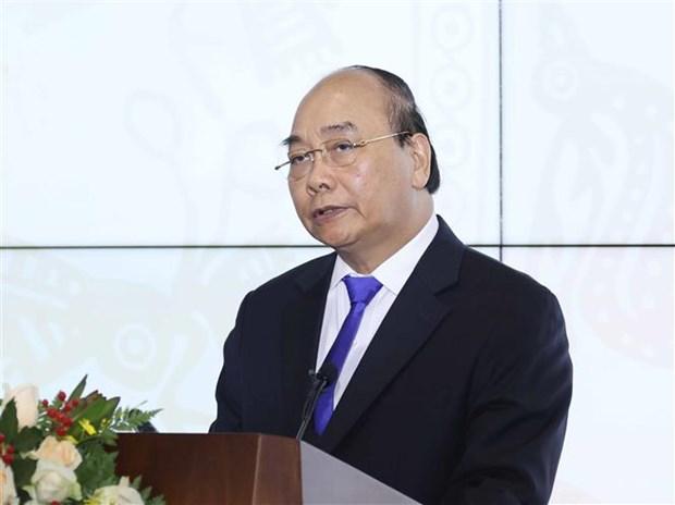 越南政府总理阮春福:推进数字政府发展,逐步消除浪费腐败 hinh anh 2