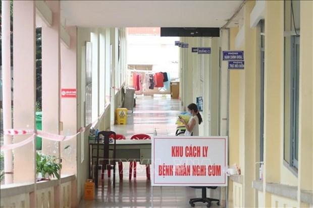 阮青龙:各地方应提高警惕 高度重视疫情防控工作 hinh anh 1