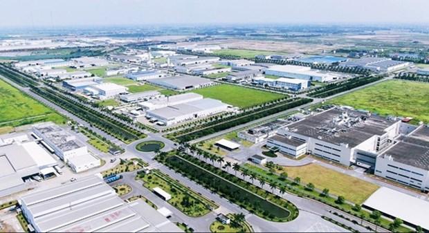 永福省各工业区逾84%项目投入运行 hinh anh 1