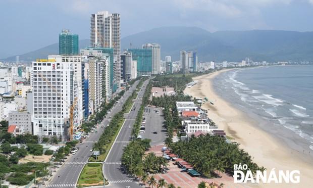 新冠肺炎疫情:岘港市准许各工程和项目复工 hinh anh 2