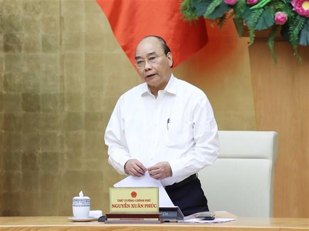 政府常务委员会就未来阶段机构及社会发展计划草案进行讨论 hinh anh 2
