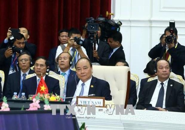 澜沧江-湄公河合作第三次领导人会议将以视频形式召开 hinh anh 1